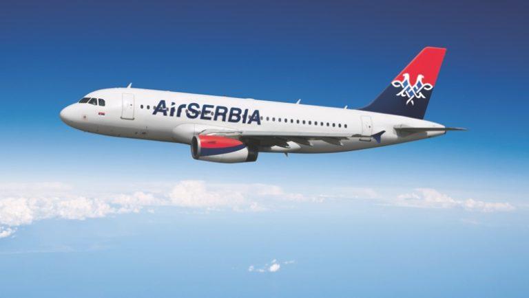 Per Air Serbia utile di 2,7 mln