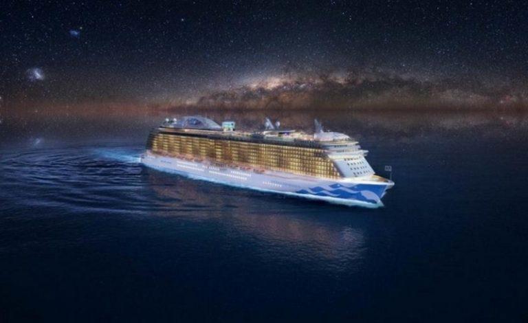 Enchanted Princess, ecco il nome della quinta unità di Classe Royal di Princess Cruises