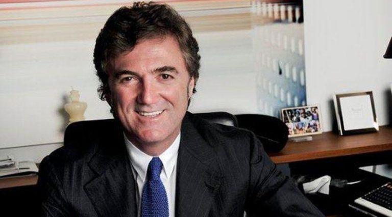Flavio Cattaneo ad di Ntv