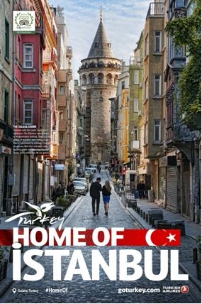 Quasi 37 mln di turisti in Turchia nel 2014