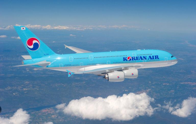 Sempre più voli per Korean Air