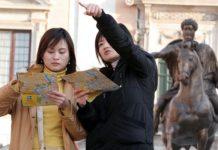 incoming italia turisti