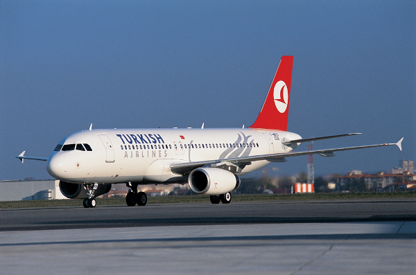 Turkish Airlines a +13% nel 2014