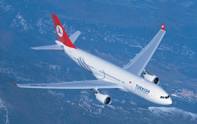 Nuove rotte per Turkish Airlines
