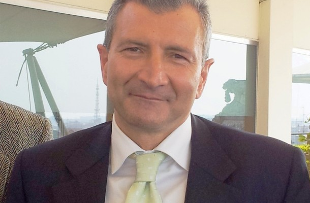 Umberto Solimeno Ibar Air Canada