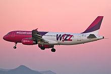 Wizz Air anticipa apertura base a Kosice