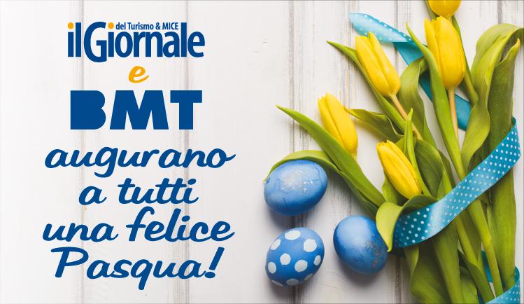 Il Giornale del Turismo augura a tutti voi Buona Pasqua