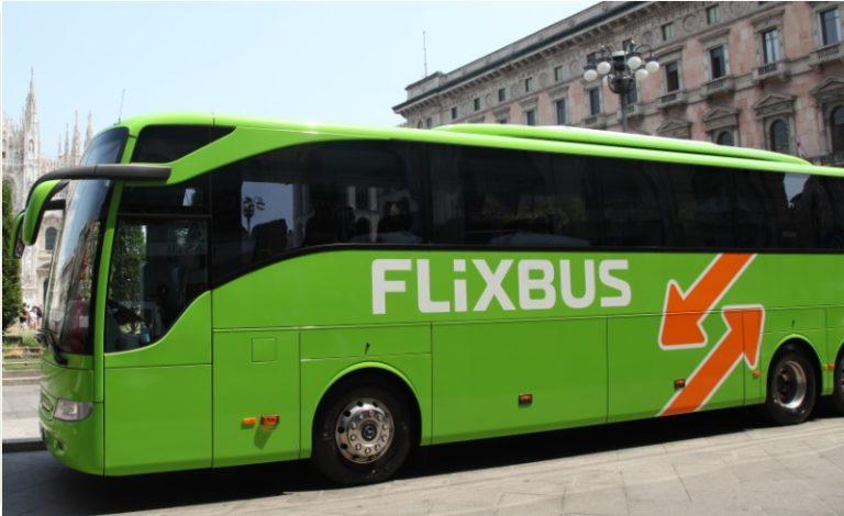 FlixBus potenzia la rete e dal 6 maggio parte con nuove tratte in tutta Italia