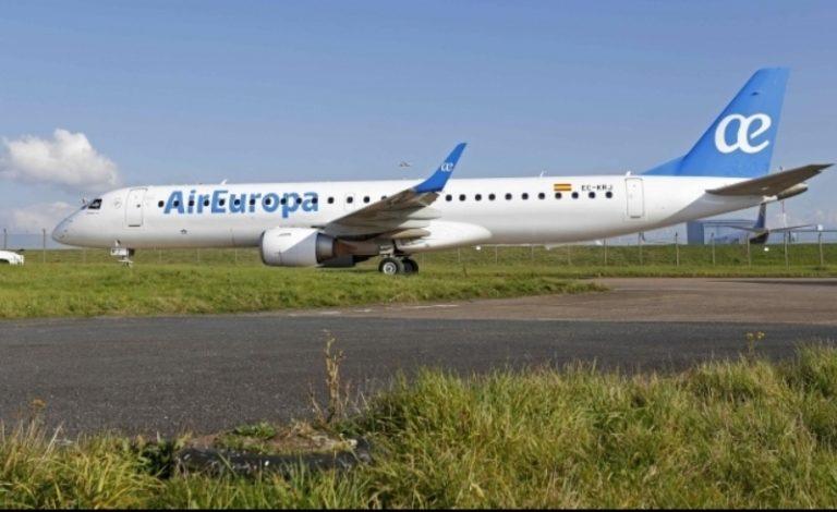 Air Europa introduce il trasporto VIP