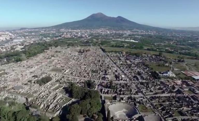 Gesac: un video per la promozione turistica di Napoli
