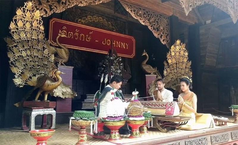 9c96bd5af871 Quattro regioni e un matrimonio  sposarsi alla thailandese - Il ...