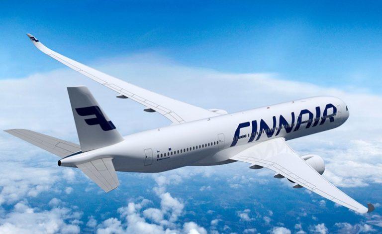 Finnair lancia un nuovo servizio internet sui voli europei