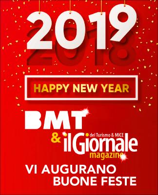 Buone feste da BMT & Il Giornale del Turismo