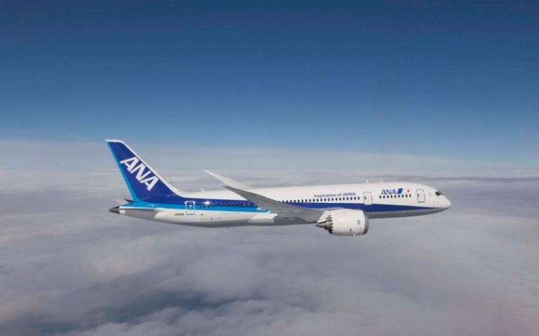 ANA: volo diretto da Milano Malpensa a Tokyo Haneda