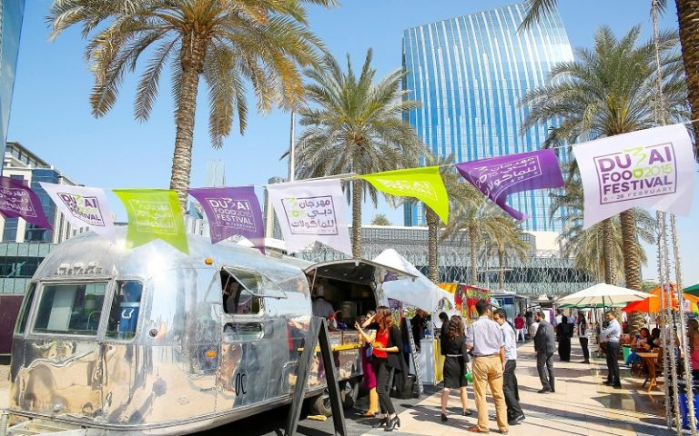Ritorna il Dubai Food Festival con la sua sesta edizione