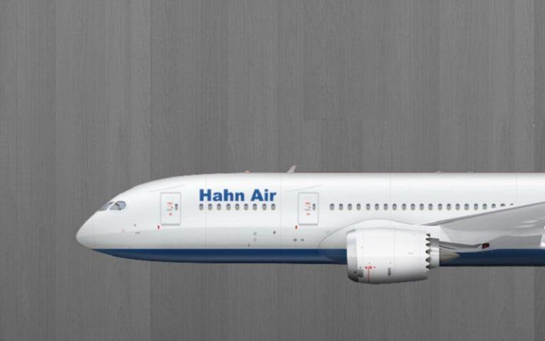 Hahn Air inizia il 2020 con 40 nuove compagnie aeree partner