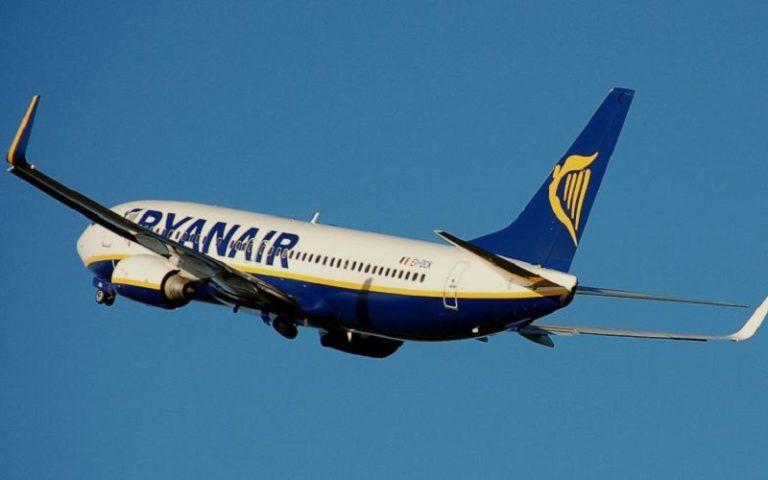 Ryanair lancia da agosto una nuova rotta da Catania a Verona