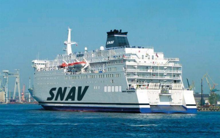 Riprendono gli storici collegamenti SNAV