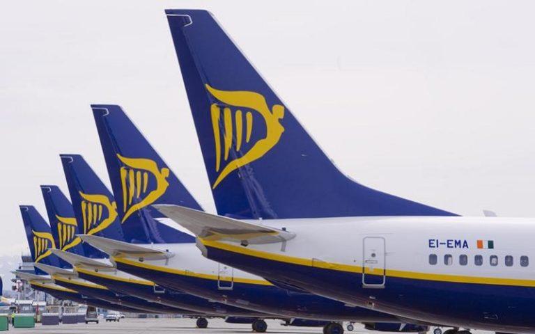 Ryanair annuncia tre nuove rotte da Napoli