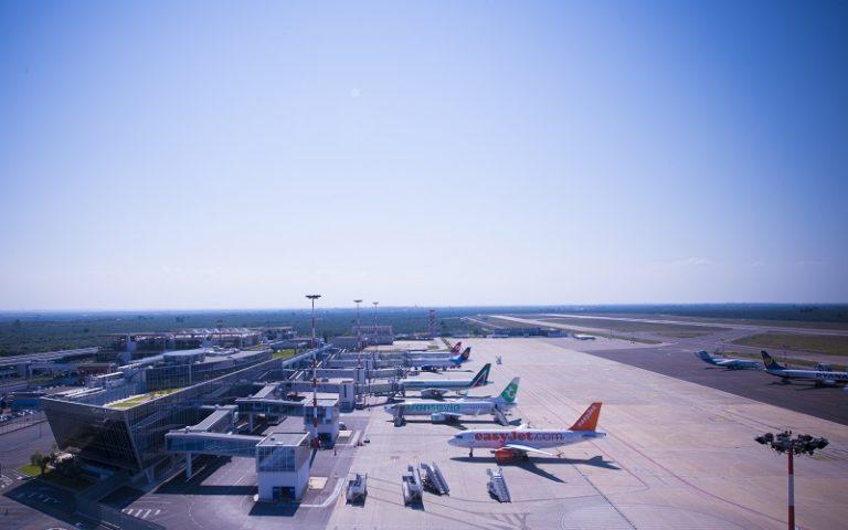 Aeroporti di Bari e Brindisi: anche a gennaio continua il trend positivo