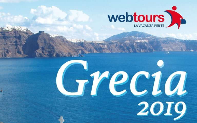 Webtours lancia le proposte per i ponti d'autunno e il capodanno in Grecia