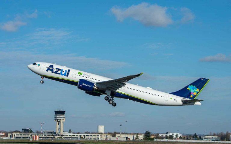 "Azul, Tripadvisor nomina la compagnia brasiliana ""Best airline in the world"""