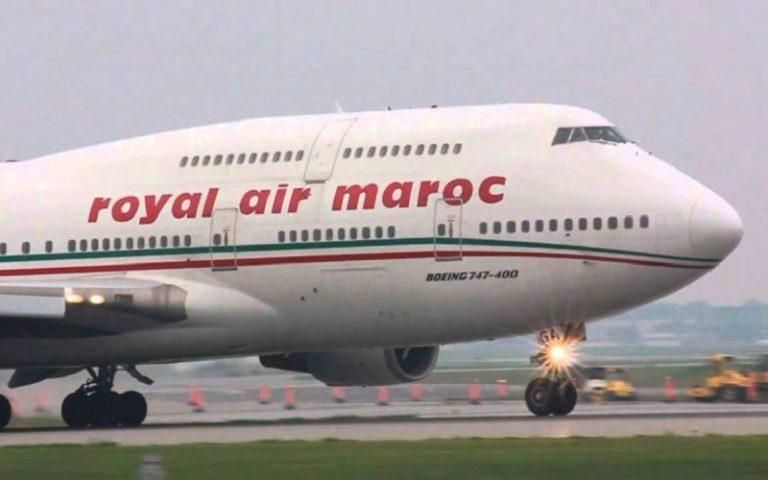 Coronavirus : Royal Air Maroc sospende i suoi voli da e verso l'Italia
