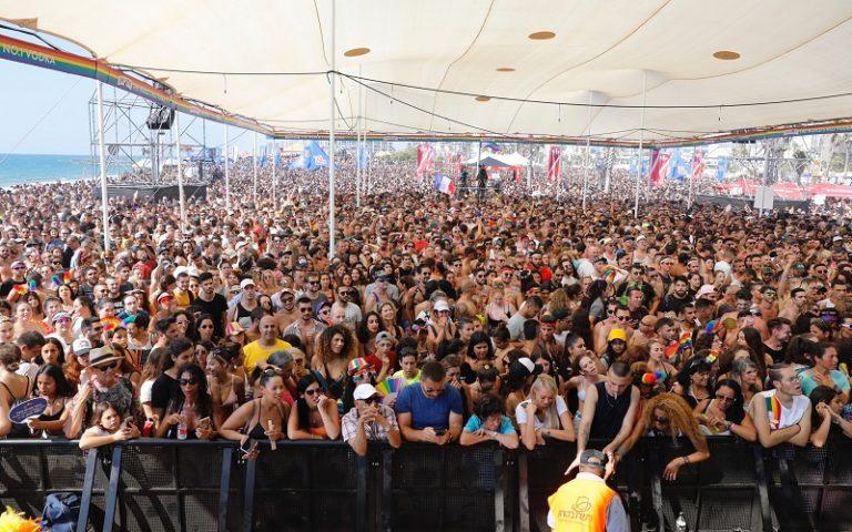 Israele, per il Tel Aviv Pride 250mila persone da tutto il mondo