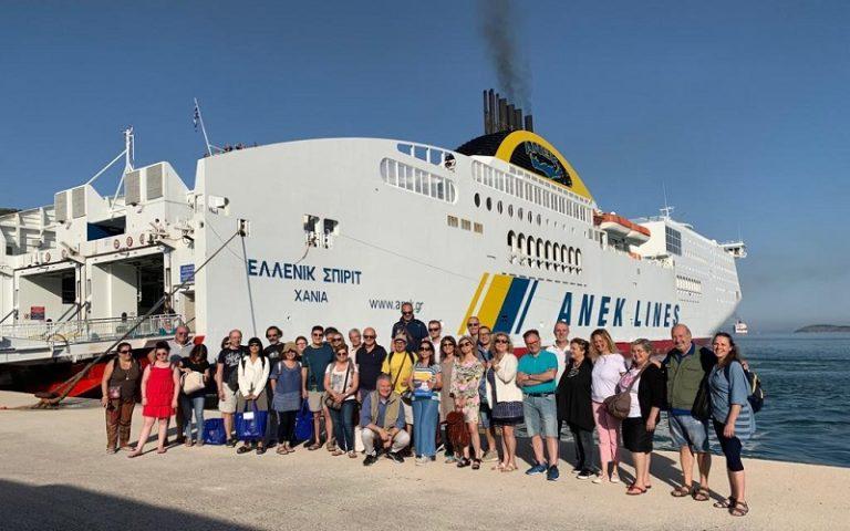 Tipicità ed Anek Lines Italia lanciano Smart Cruise, la 'crociera degli affari'