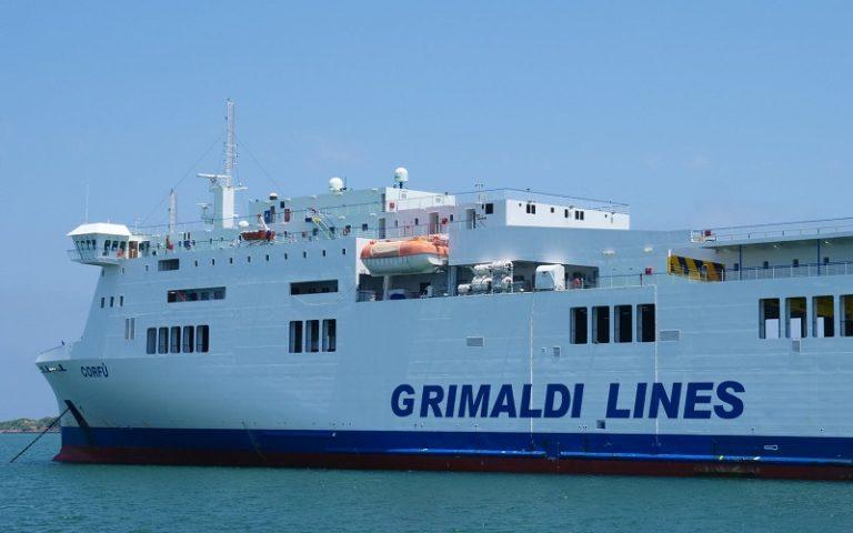 Grimaldi Lines porta nelle isole gli amanti del camper