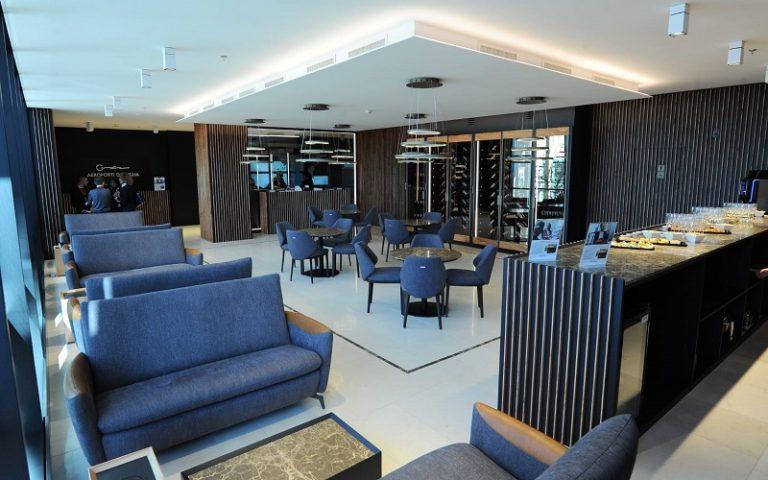 Aeroporto di Bari, inaugurata la nuova Vip Lounge