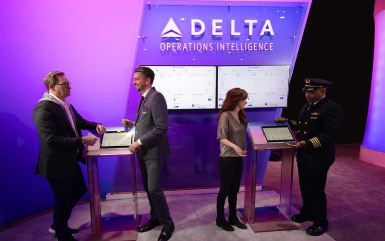 Delta Airlines presenta i voli del futuro