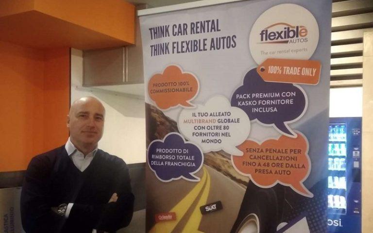Flexible Autos incontra le agenzie con 8 eventi al cinema