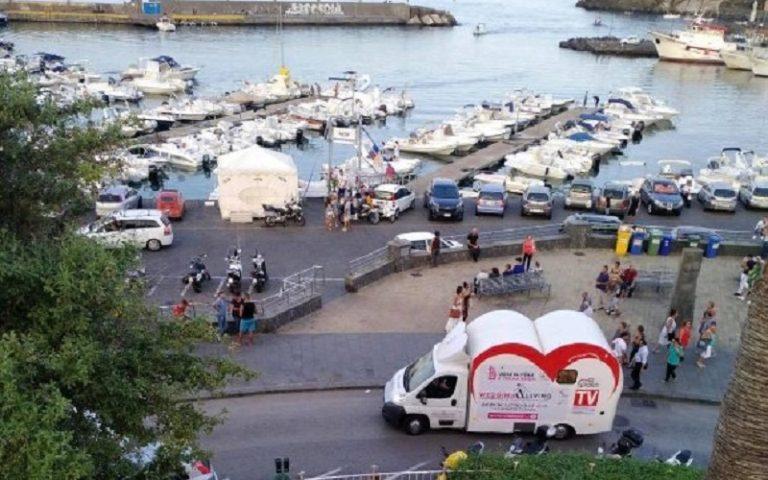 In Sicilia torna il tour del camper dell'amore di Sposami