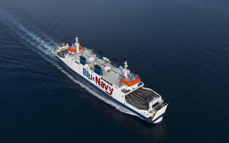 Grimaldi Lines e Blu Navy: partnership rinnovata