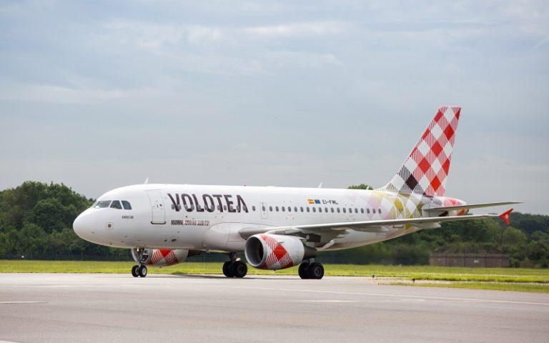 Volotea scommette sulla Sardegna: +83% di biglietti in vendita