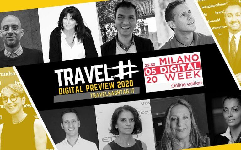 Travel Hashtag, online la preview che anticipa i temi dell'edizione 2021