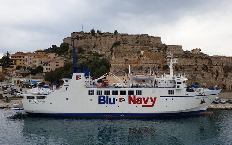Blu Navy torna a collegare Sardegna e Corsica
