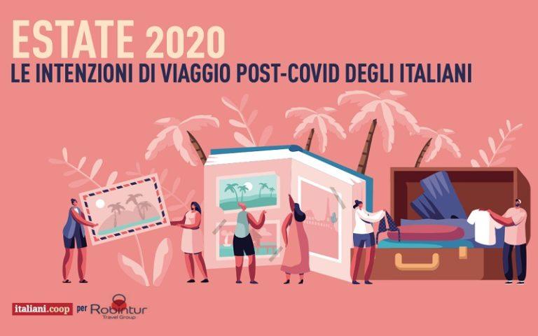 Le vacanze post-Covid degli italiani: le previsioni di Robintur