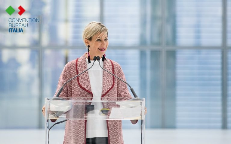 Convention Bureau Italia: Carlotta Ferrari confermata presidente
