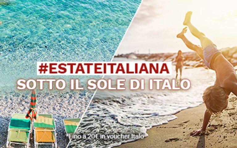 Italo lancia il concorso Estate Italiana
