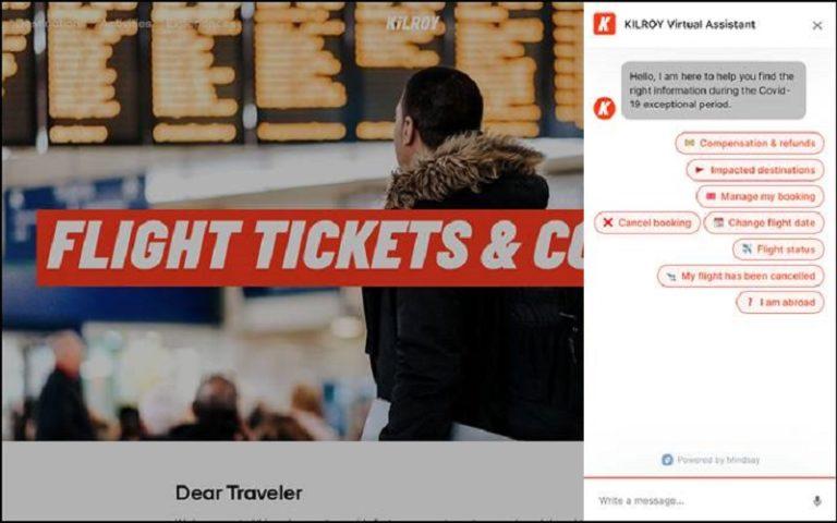 Viaggi e tecnologia: Sabre e Mindsay insieme per un chatbot per migliorare il servizio clienti