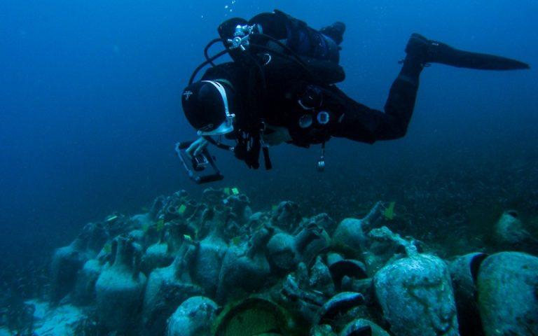 Grecia, ad Alonissos l'apertura del primo museo sottomarino greco