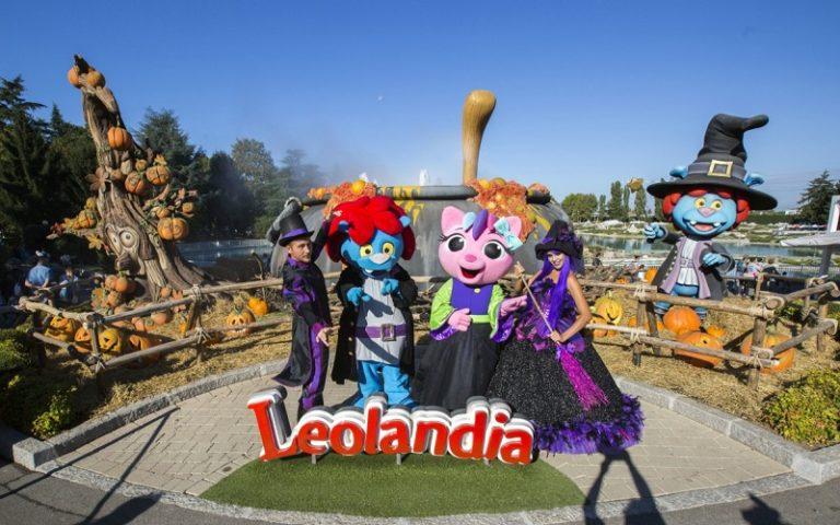 A Leolandia va in scena la festa delle streghe
