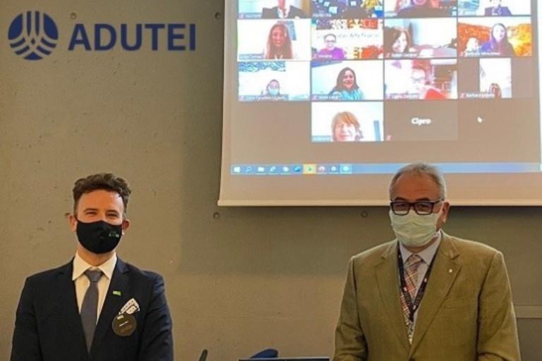 Aljoša Ota è riconfermato Presidente Adutei