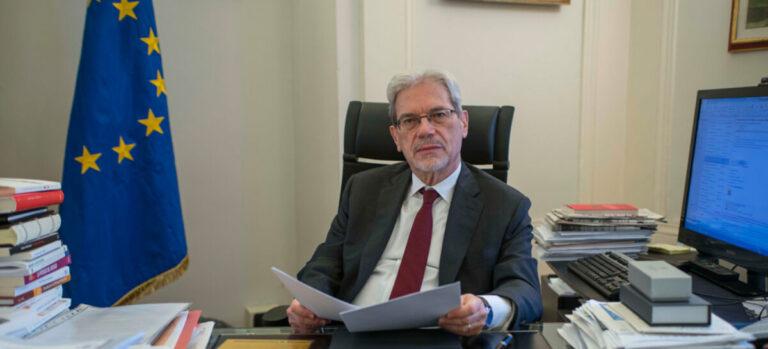 Claudio De Vincenti nuovo presidente di Aeroporti di Roma