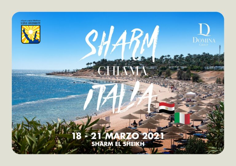 Workshop al Domina Coral Bay per presentare Sharm in dimensione covid free