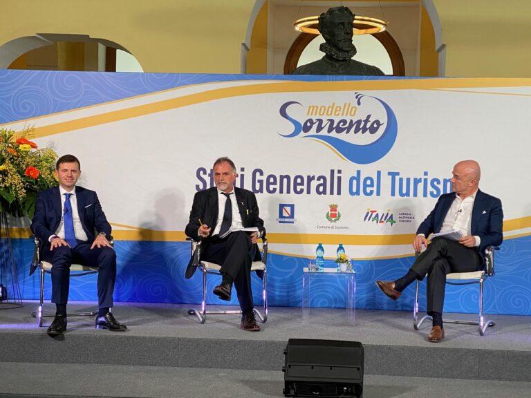 Il modello Sorrento punta sullo smart tourism: innovazione, sicurezza sanitaria e sostenibilità
