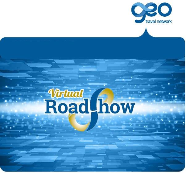 Al via il roadshow virtuale di Geo Travel Network