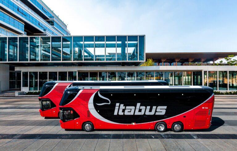 Arriva Itabus, nuovo operatore privato di trasporto su gomma a lunga percorrenza